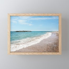 AFE Kew-Balmy Beach2 Framed Mini Art Print