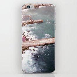 Cold Dark Sea iPhone Skin