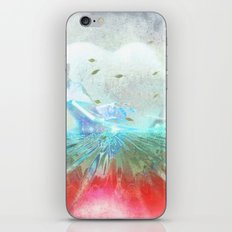 When it comes from the heart ... iPhone & iPod Skin