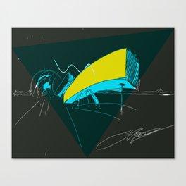 Archifantasy #1 Canvas Print