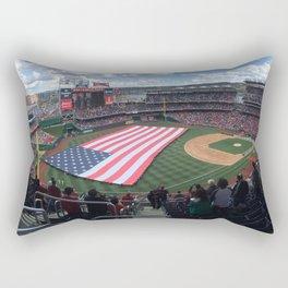 Opening Day 2016; Nationals Park Rectangular Pillow