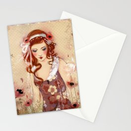 Flower Island Stationery Cards