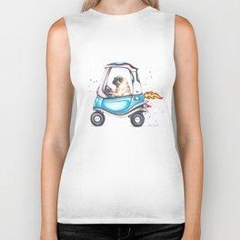 Pug Life Biker Tank