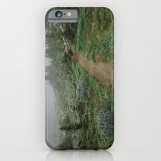 Washington Wildflower Fog iPhone 6s Slim Case
