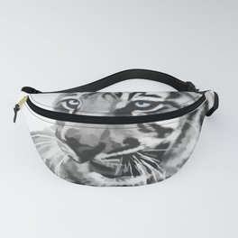 Baby tiger cub pose Fanny Pack