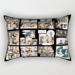 Nagron Chibi Collection (Spartacus) Rectangular Pillow