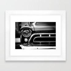 Ford Truck Framed Art Print