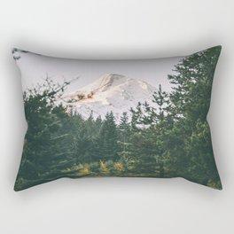 Mount Hood XIV Rectangular Pillow