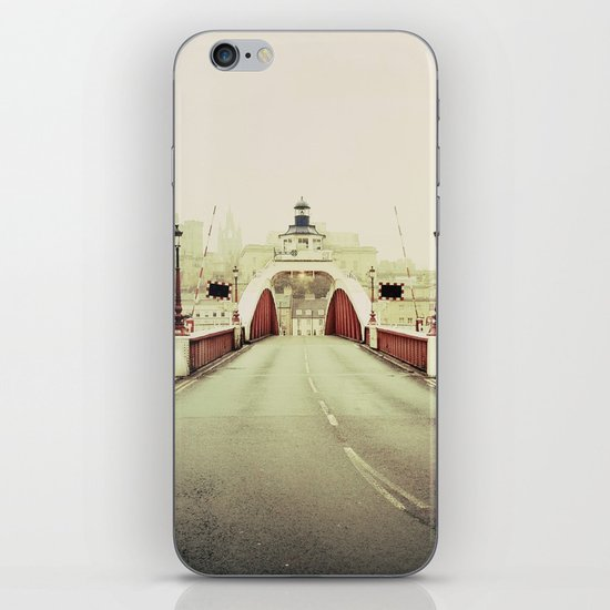 Swing Bridge iPhone & iPod Skin
