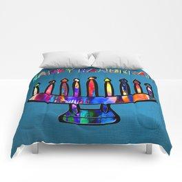 Happy Hanukkah! Comforters