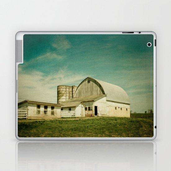 Route 661 Barn Laptop & iPad Skin