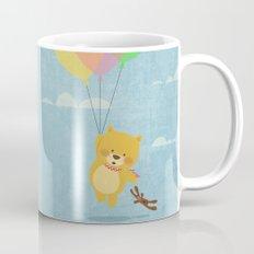 I can fly! Mug