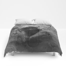 """renaissance of an eroded soul"" Comforters"