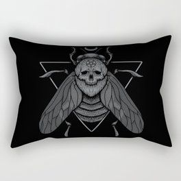 Pestilence Rectangular Pillow