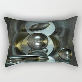 Le tableau vivant Rectangular Pillow