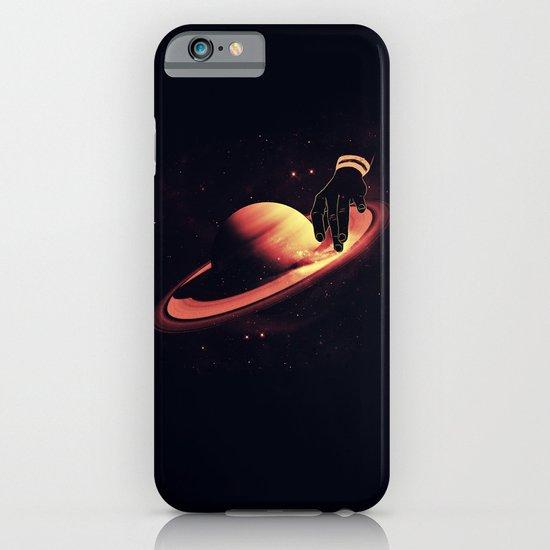 Saturntable iPhone & iPod Case