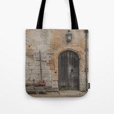 castle door... Tote Bag