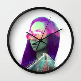 Roadster Wall Clock