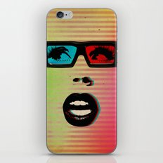 Color Chaos Collection -- 3D iPhone & iPod Skin