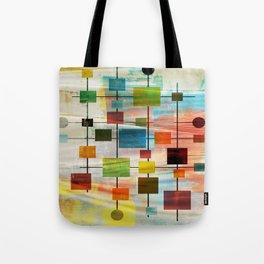 MidMod Graffiti 4.0 Tote Bag