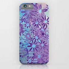 flowers of sky Slim Case iPhone 6s