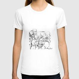 small teacher T-shirt
