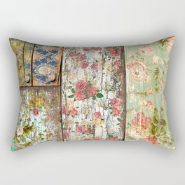 Lady Rococo Rectangular Pillow