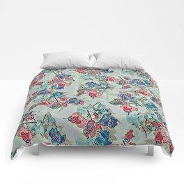 Cyclamen. Comforters