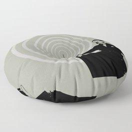 theramin Floor Pillow