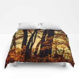 trees VII Comforters