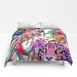 Acid Trip Comforters