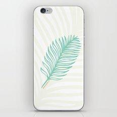 Jacksonville, Florida Palm Leaf iPhone & iPod Skin