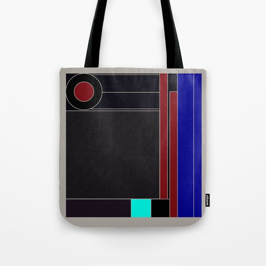 from chaos to order Tote Bag