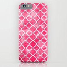 Moroccan Watermelon Slim Case iPhone 6s