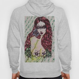 Bella Florentina Poison Ivy Limited Edition Hoody