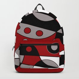 Abstract #190 Backpack