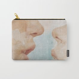 Blue is the warmest colour - chapter one - hand-painted movie poster - Carry-All Pouch