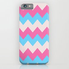 Cotton Candy Chevron iPhone 6s Slim Case
