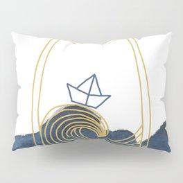 Bottled Sea Pillow Sham