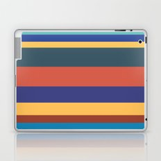 Color Band 70's - B - Stripe Laptop & iPad Skin