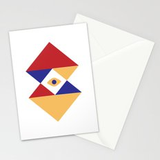 T R I | Eye Stationery Cards