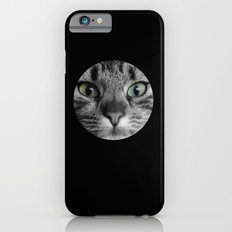 cats details square Slim Case iPhone 6