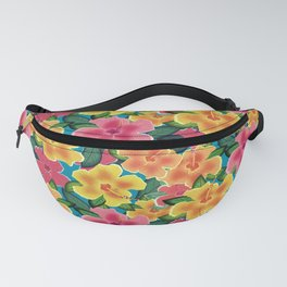 Hibiscus Fanny Pack