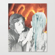 Leak Canvas Print