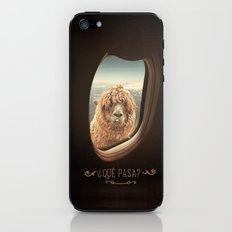 QUÈ PASA? NEVER STOP EXPLORING iPhone & iPod Skin