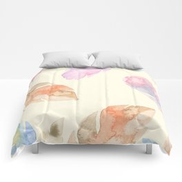Feather Leaves Comforters