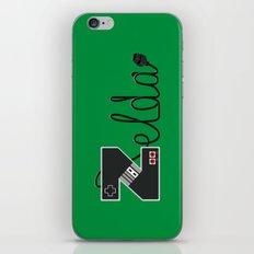 Z for zelda iPhone & iPod Skin
