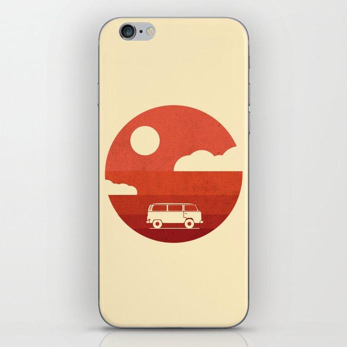 Road Trip iPhone Skin
