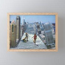 Untitled 3 Framed Mini Art Print