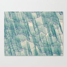 Acid Rain Canvas Print